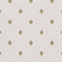 Majolica Wallpaper | Laterza - Shell | Wandbeläge / Tapeten | Designers Guild