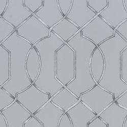 Majolica Wallpaper | Rabeschi - Slate | Wall coverings / wallpapers | Designers Guild
