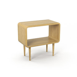 Teve | medium - oak clear oil | Tables d'appoint | Wiinberg