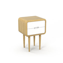 Teve | small - oak clear oil | Side tables | Wiinberg