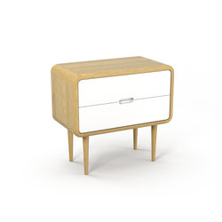 Teve | medium - oak clear oil | Sideboards | Wiinberg