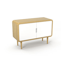 Teve | large - oak clear oil | Sideboards | Wiinberg
