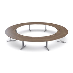 skill table-système. | Multimedia conference tables | Wiesner-Hager