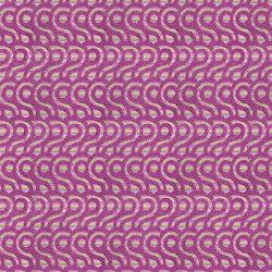 Murrine Weaves Fabrics | Latticino – Violet | Curtain fabrics | Designers Guild