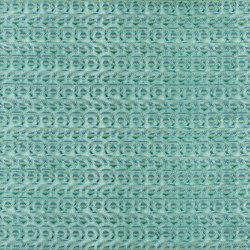 Murrine Weaves Fabrics | Latticino - Azure | Curtain fabrics | Designers Guild