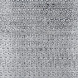 Murrine Weaves Fabrics | Latticino - Graphite | Curtain fabrics | Designers Guild