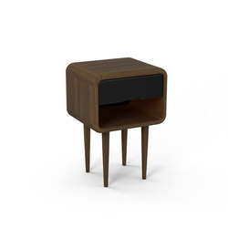 Teve | small - smoked oak | Side tables | Wiinberg