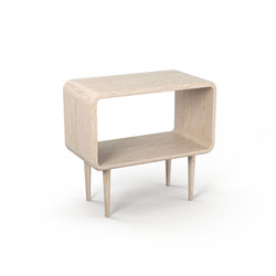 Teve | medium - oak white oil | Side tables | Wiinberg