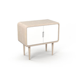 Teve | medium - oak white oil | Sideboards | Wiinberg