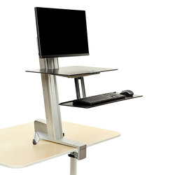 Elevate Desktop Series | Dt3 | Bracci portamonitor | InMovement