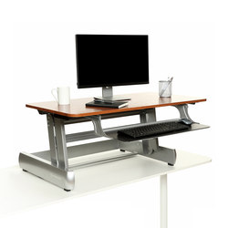 Elevate Desktop Series | Dt2 InMovement Standing Desk | Mesas contract | InMovement