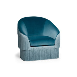 Fringes | Armchair | Lounge chairs | MUNNA