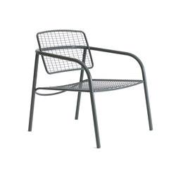 Eija Metal | Sillas de jardín | ASPLUND