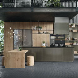 Opera | rovere | Fitted kitchens | Snaidero USA