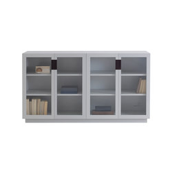 Frame Series Glass Cabinet | Display Cabinets | ASPLUND