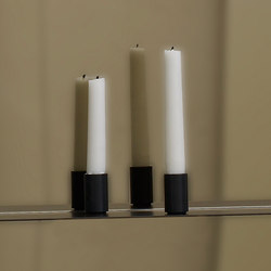 Otto candle holder | Candelabros | ASPLUND