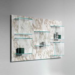 Dazibao Ceramic | Shelving | Tonelli