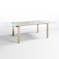Livingstone Ceramic+Glass | Dining tables | Tonelli
