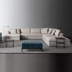 Louis Small Sofa | Sofás | Meridiani