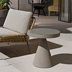 Blend Cone Low table | Side tables | Meridiani
