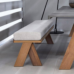 Blend Joi Bench | Garden benches | Meridiani
