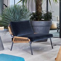 Blend Zoe Armchair | Garden armchairs | Meridiani
