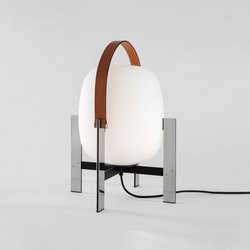 Cesta Metálica | Table Lamp | Luminaires de table | Santa & Cole