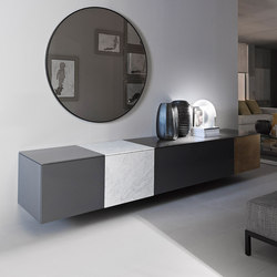 Ruben Wall unit | Sideboards | Meridiani