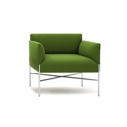 Chill-Out | Lounge chairs | Tacchini Italia
