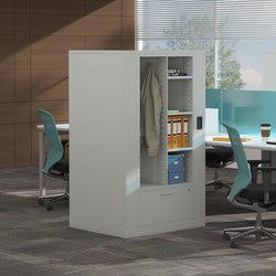 Times-2 Rotary Wardrobe Cabinet | Cabinets | Aurora Storage