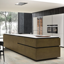 Filo island | Island kitchens | Comprex