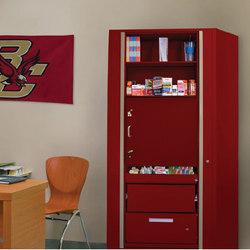 Times-2 Rotary School Nurse Cabinet | Cabinets | Aurora Storage