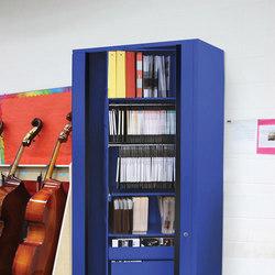 Times-2 Music Cabinet | Archivadores | Aurora Storage