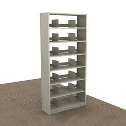 Aurora Quik-Lok Filing Shelving Starter, Letter Filing | Armadi | Aurora Storage