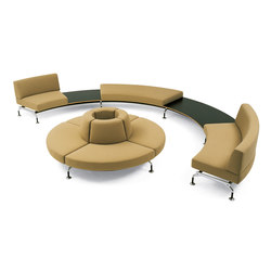 Intercity | Seating islands | Tacchini Italia