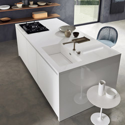 Forma island | Island kitchens | Comprex