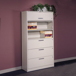 Aurora Quik-Lok Retractable Door Unit | Cabinets | Aurora Storage