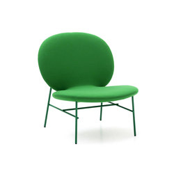 Kelly E | Lounge chairs | Tacchini Italia