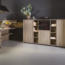 Lignum | Fitted kitchens | Comprex S.r.l.