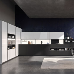 Linea banco | Fitted kitchens | Comprex S.r.l.