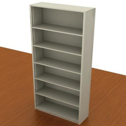 Aurora Library Shelving Starter (Closed Back) | Sistemi scaffale ufficio | Aurora Storage