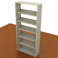 Aurora Library Shelving Starter (Open Back) | Office shelving systems | Aurora Storage