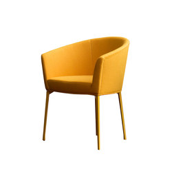 Parentesi Light | Restaurant chairs | Tacchini Italia