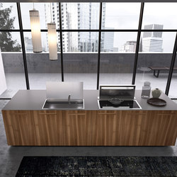 Sintesi.30 island | Island kitchens | Comprex