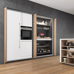 Sintesi | Fitted kitchens | Comprex S.r.l.
