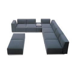 Quadro | Modular sofa systems | Tacchini Italia