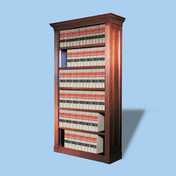 Wood-Tek Federal Shelving | Office shelving systems | Aurora Storage