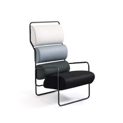 Sancarlo armchair | Sillones lounge | Tacchini Italia