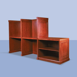 Wood-Tek Accessories | Librerie da biblioteca | Aurora Storage