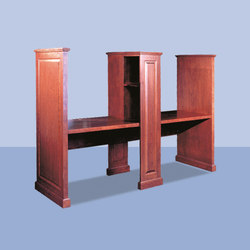 Wood-Tek Accessories | Library shelving systems | Aurora Storage
